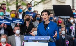 Projev předsedkyně TOP 09 na zahájení kampaně koalice SPOLU