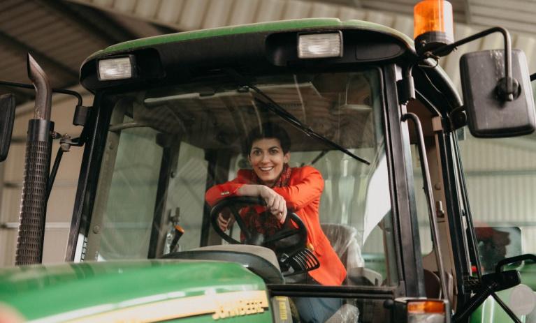 Lídři koalice SPOLU přijeli za sedláky z Asociace soukromého zemědělství