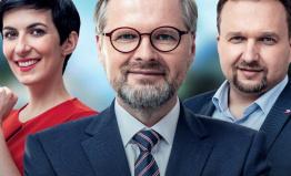 Přijďte debatovat s lídry SPOLU v Plzni