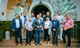 Předsedové stran koalice SPOLU v Ústeckém kraji