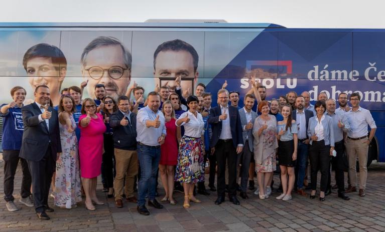 Koalice SPOLU: Plzeňský kraj potřebuje lepší dopravní a komunikační sítě jako sůl