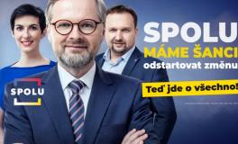 SPOLU zahájila horkou fázi kampaně: Máme jedinečnou šanci změnit Českou republiku k lepšímu. Teď jde o všechno