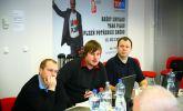 Radoslav Škarda, Michal Vozobule a Petr Junek