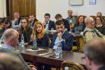Publikum semináře k OV