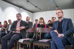 Účastníci setkání regionální politiků