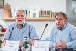 Petr Pavel a Michael Žantovský
